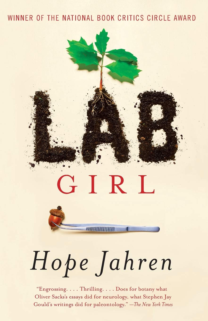 "Cover of ""Lab Girl"" by Hope Jahren"