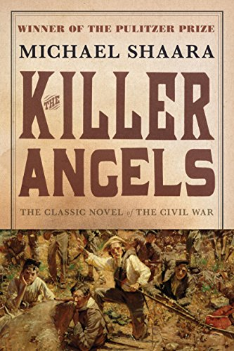 "Cover of ""Killer Angels"" by Michael Shaara"
