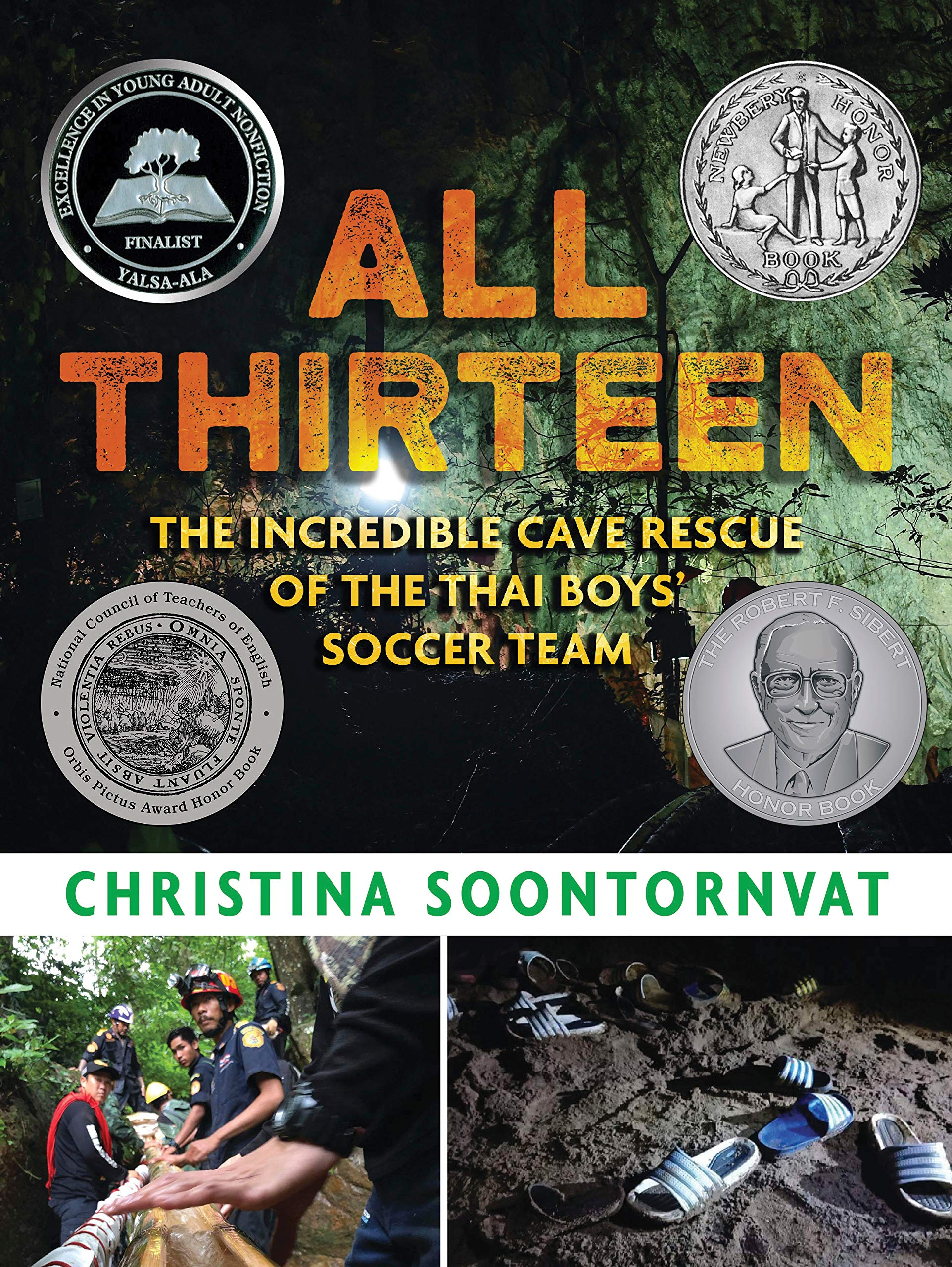 All Thirteen book jacket