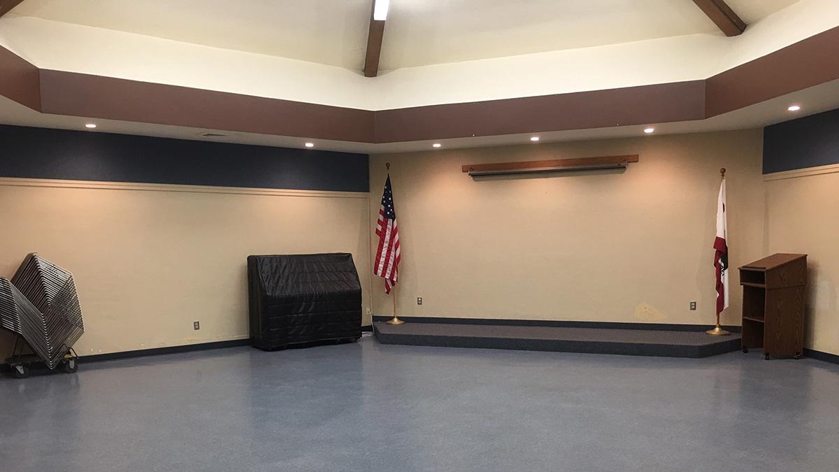 Community Room - University Community