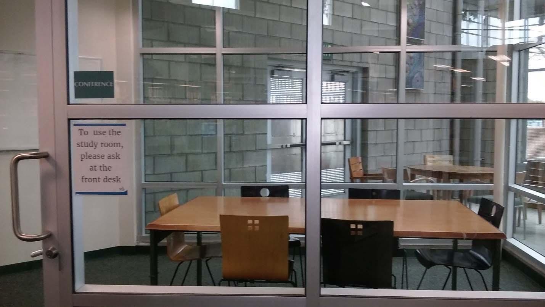 Meeting Room #1 - City Heights/Weingart