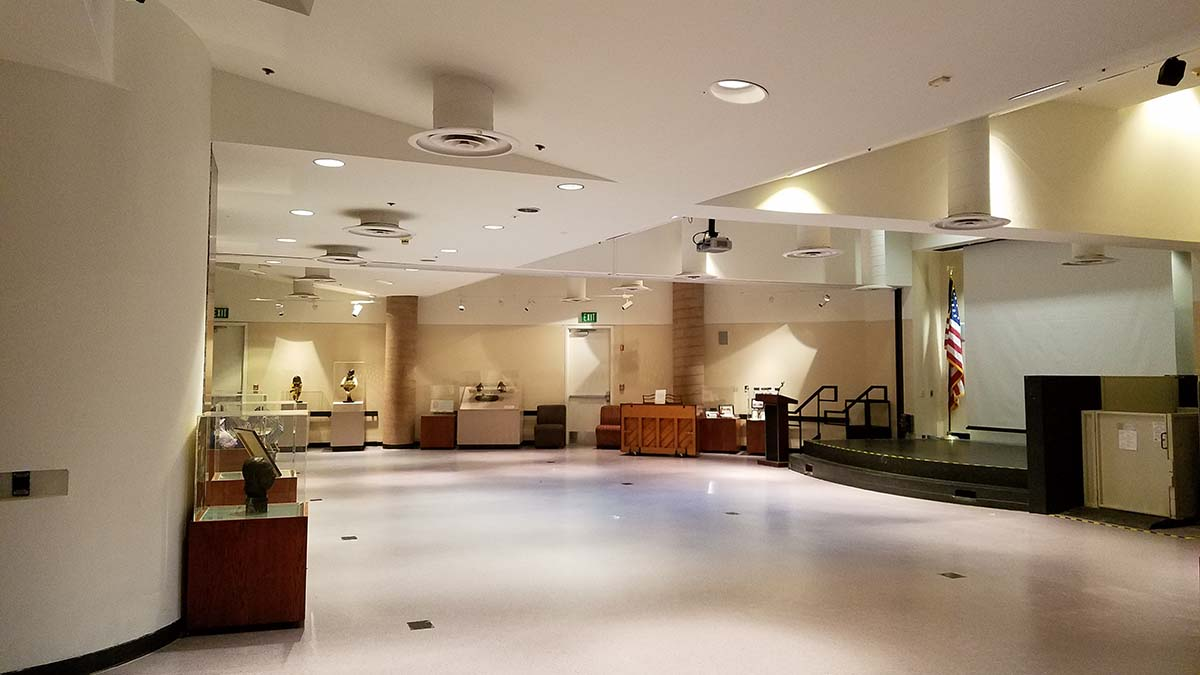 Performing Arts Center & Multi-Purpose Room