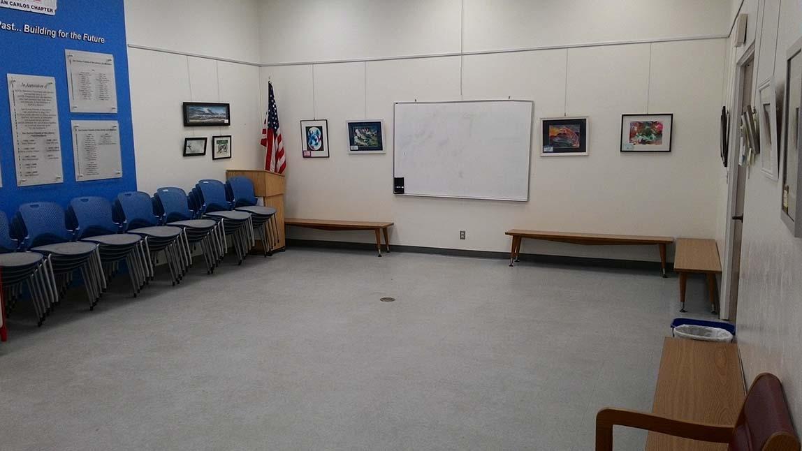 Winer Family Community Room & Art Gallery