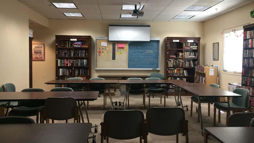 Seminar Room - Scripps Miramar Ranch