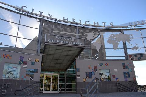 City Heights/Weingart Library