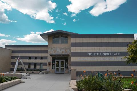 North University Community Library