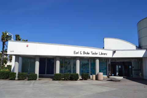 Pacific Beach/Taylor Library