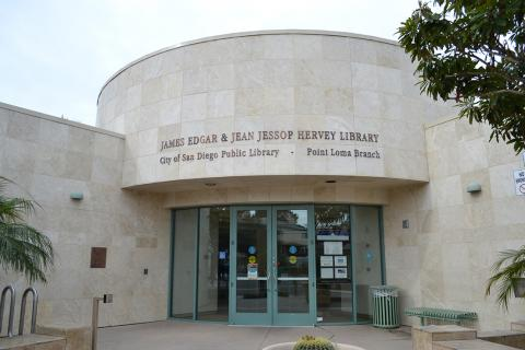 Point Loma/Hervey Library