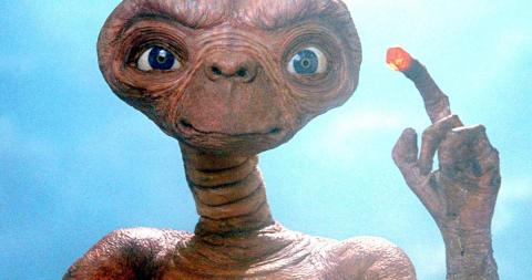 Movie Night E T The Extra Terrestrial San Diego Public Library