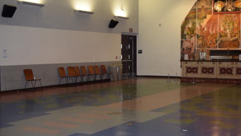 Community Room - Logan Heights