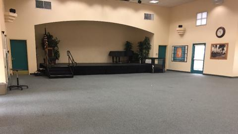 Community Room - Scripps Miramar Ranch