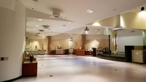 Performing Arts Center & Multi-Purpose Room