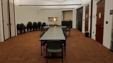 Seminar Room (A-B) - Valencia Park/Malcolm X