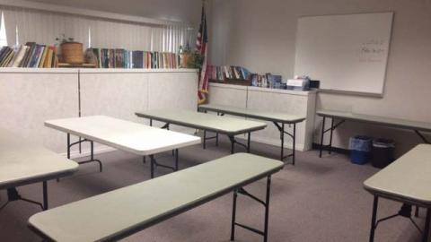 Meeting Room - North Clairemont