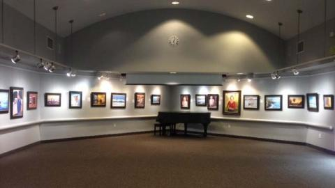 Community Room/Taylor Gallery - Pacific Beach/Taylor