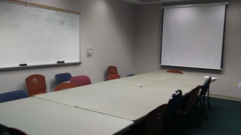 Frank Lenfesty Seminar Room  - Rancho Bernardo