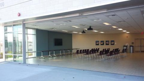 Multipurpose Room - Skyline Hills