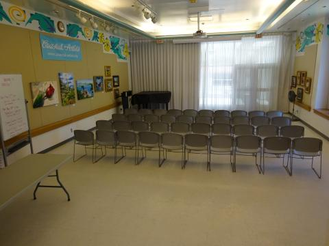 Carmel Valley Community Room